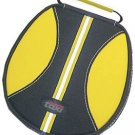 ATLANTIC 8706-115 Halogen 24-Disc Wallet (Yellow)