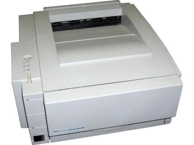 hp laserjet 6p monochrome laser printer c3980a aba. Black Bedroom Furniture Sets. Home Design Ideas