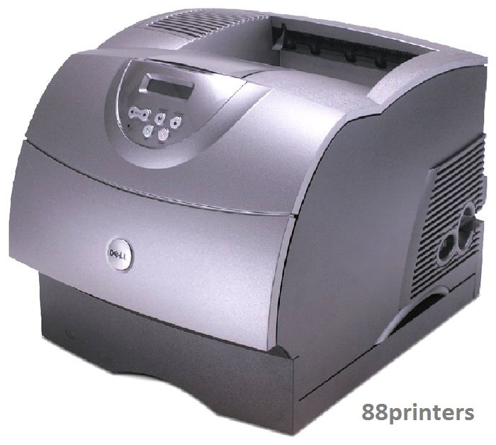Dell W5300N Workgroup Monochrome Laser Printer