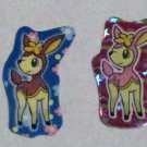 Deerling Holo Stickers