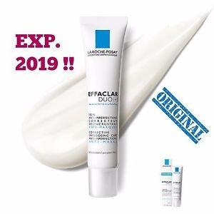 LA ROCHE POSAY  EFFACLAR DUO + 40ml  Anti Imperfection cream ORIGINAL EXP. 2019