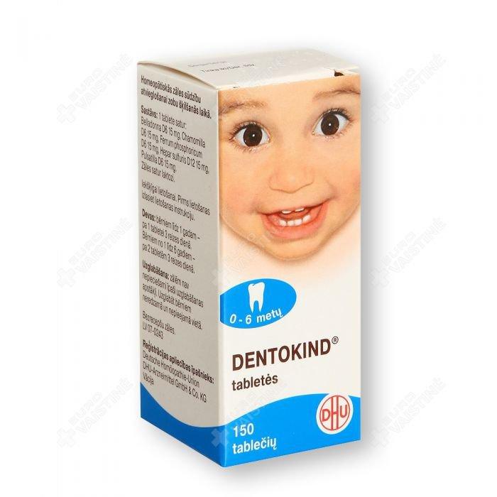 DENTOKIND Soothe Painful Symptoms of First Teeth -Teething in Infants, Children