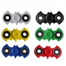 Batman Fidget Spinner Finger Hand Tri-Spinner Rotation For EDC DCHD Stress
