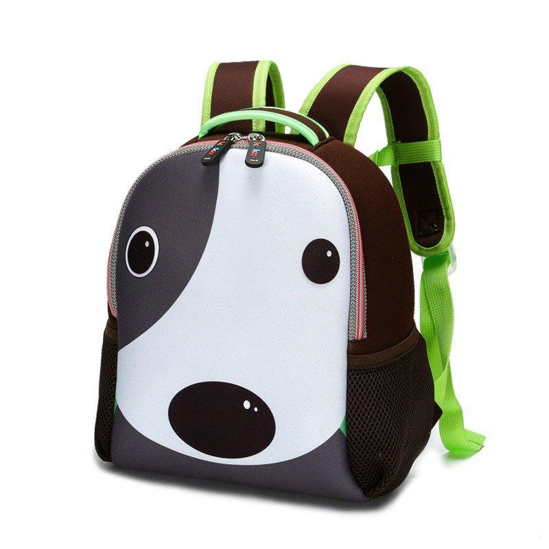 Kids Backpacks For Boys and Girls Cartoon Dog Backpacks School Bags