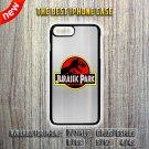 Jurassic Park Sci Fi Movie Logo iPhone 7/7 Plus 6/6S 5/5C 4/4S Case