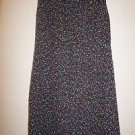 Diane Von Furstenberg Carrie Two tweed dress black with confetti sz 12 NWT $448