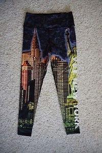 Victoria's Secret Knockout Tight New York City ltd edition print sz XS/S/M NWT