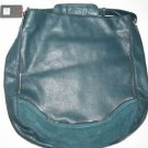 "Kelsi Dagger Dunham hobo bag leather dark green color ""teal"" NWT retail $298"