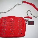 Kelsi Dagger Harley crossbody bag purse poppy orange color NWT $198 retail