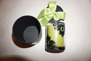 Partylite Forbidden Fruits decorative jar candle Kiwi Kiss new