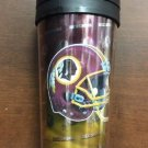 NFL Washington Redskins 16oz Acrylic Travel Tumbler Insulated HiDef Graphics New