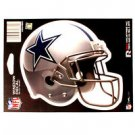 "Dallas Cowboys Vinyl Car Auto Truck Window Decal Sticker 5.75"" x 7.75"" New"