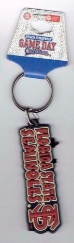 Florida State Seminoles Impulse Keychain Authentic Keyring Same Day Shipping
