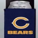 NFL Chicago Bears Football Can Bottle Koozie Coozie Drink Holder Authentic New