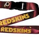 NFL Washington Redskins Lanyard Keychain Keyring Badge Holder Licensed Breakaway