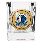 NBA Dallas Mavericks Shot Glass Primary Logo Licensed New Great Gift