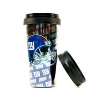 NFL New York Giants 16oz Acrylic Travel Tumbler Insulated Hi-Def Graphics New