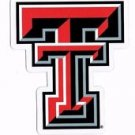 NCAA Texas Tech Red Raiders Magnets Car Auto Truck Fridge Home Decor Authentic