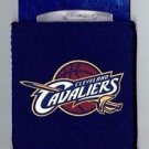 Cleveland Cavaliers Football Can Koozie Coozie Drink Holder New Licensed Navy