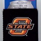 Oklahoma State Cowboys Football Can Koozie Coozie Drink Holder Authentic New
