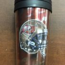 NFL Tampa Bay Buccaneers 16oz Acrylic Travel Tumbler Insulated HiDef Graphic New