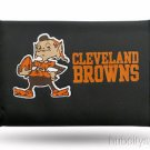 NFL Cleveland Browns Nylon Trifold Kids Wallet Velcro Great Gift Licensed New