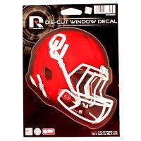 "Oklahoma Sooners Vinyl Car Auto Truck Window Decal Sticker 5.75"" x 7.75"" New"
