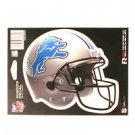 "Detroit Lions Vinyl Car Auto Truck Window Decal Sticker 5.75"" x 7.75"" New"