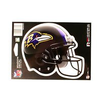 "Baltimore Ravens Vinyl Car Auto Truck Window Decal Sticker 5.75"" x 7.75"" New"