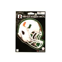 "NBA Miami Hurricanes Vinyl Car Auto Truck Window Decal Sticker 5.75"" x 7.75"" New"