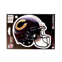 "Chicago Bears Vinyl Car Auto Truck Window Decal Sticker 5.75"" x 7.75"" New"