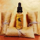 Beard Oil Warrior Pure Gold - The Golden Spartan
