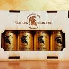 Beard Oil Luxury Gift Set - The Golden Spartan