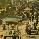 Dreamland Coney Island Brooklyn NY postcard never mailed early 20 century amusement park