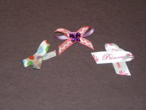Doggy bows
