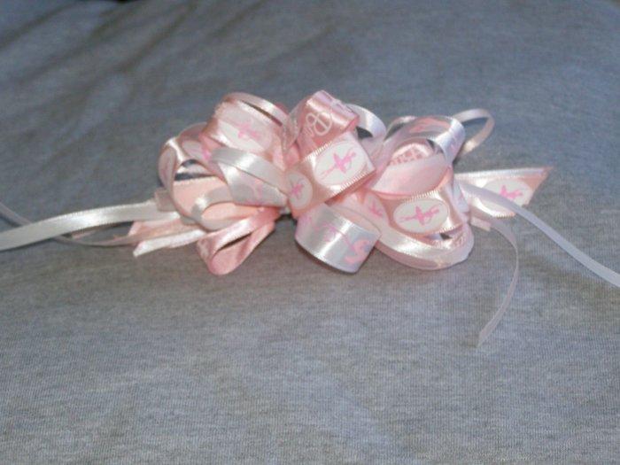 Ballerina hairbow