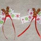Reindeer Hairbows...