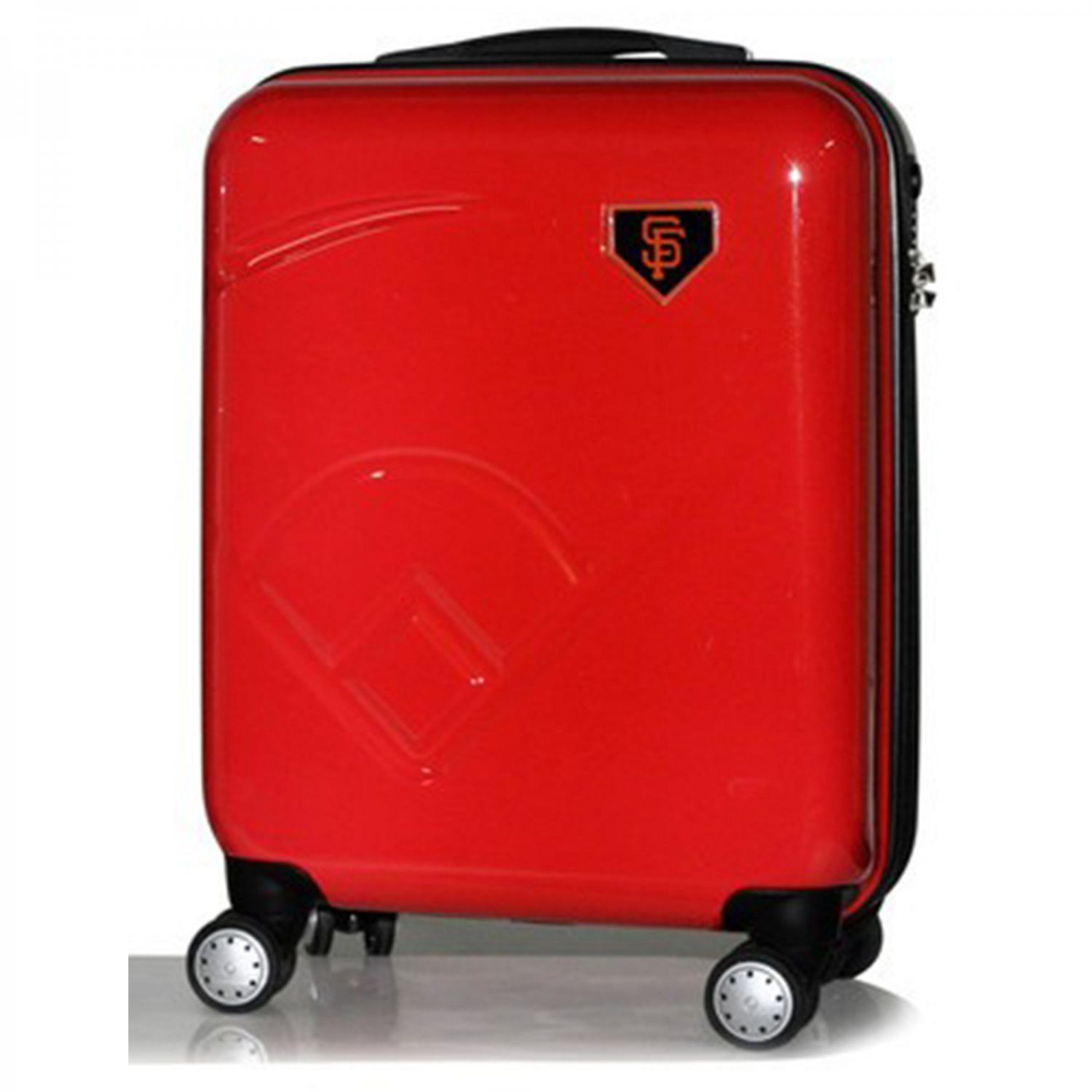 "San Francisco Giants, 19"" Premium Molded Luggage by Kaybull #SF-19PCF-IFD"