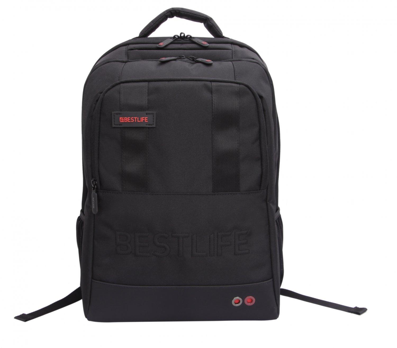 Bestlife Backpack BB-3190-15.6'' (Black)