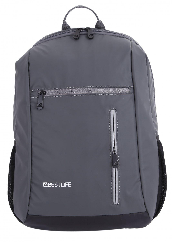 Bestlife Backpack BLB-3106-15.6'' (Grey)