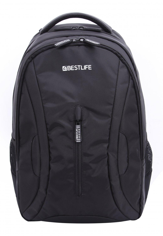 Bestlife Backpack BLB-3082BK-15.6'' (Black)