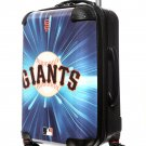 "San Francisco Giants, 21"" Clear Poly Carry-On Luggage by Kaybull #SF5"