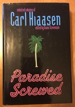 Paradise Screwed by Carl Hiaasen