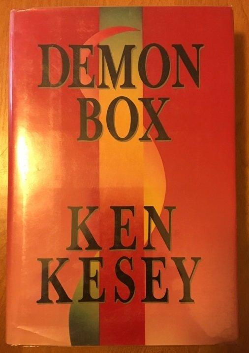 Demon Box - signed copy