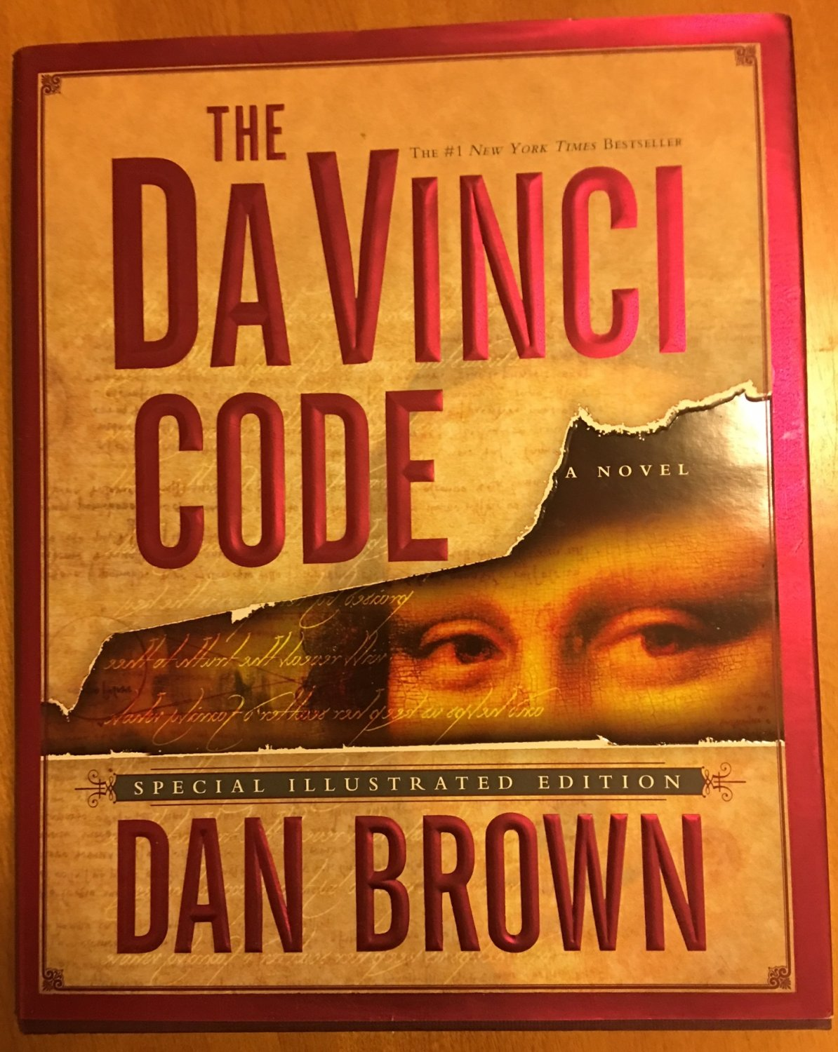 The Da Vinci Code - special illustrated edition