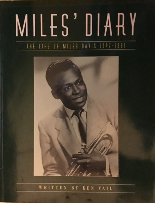 Miles' Diary by Ken Vail