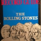 Uncle Joe's Record Guide - The Rolling Stones -signed copy