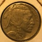 1936 Buffalo (Indian Head) Nickel