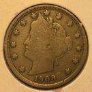 1908 Liberty Nickel