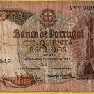 1964 Portugal 50 Escudos